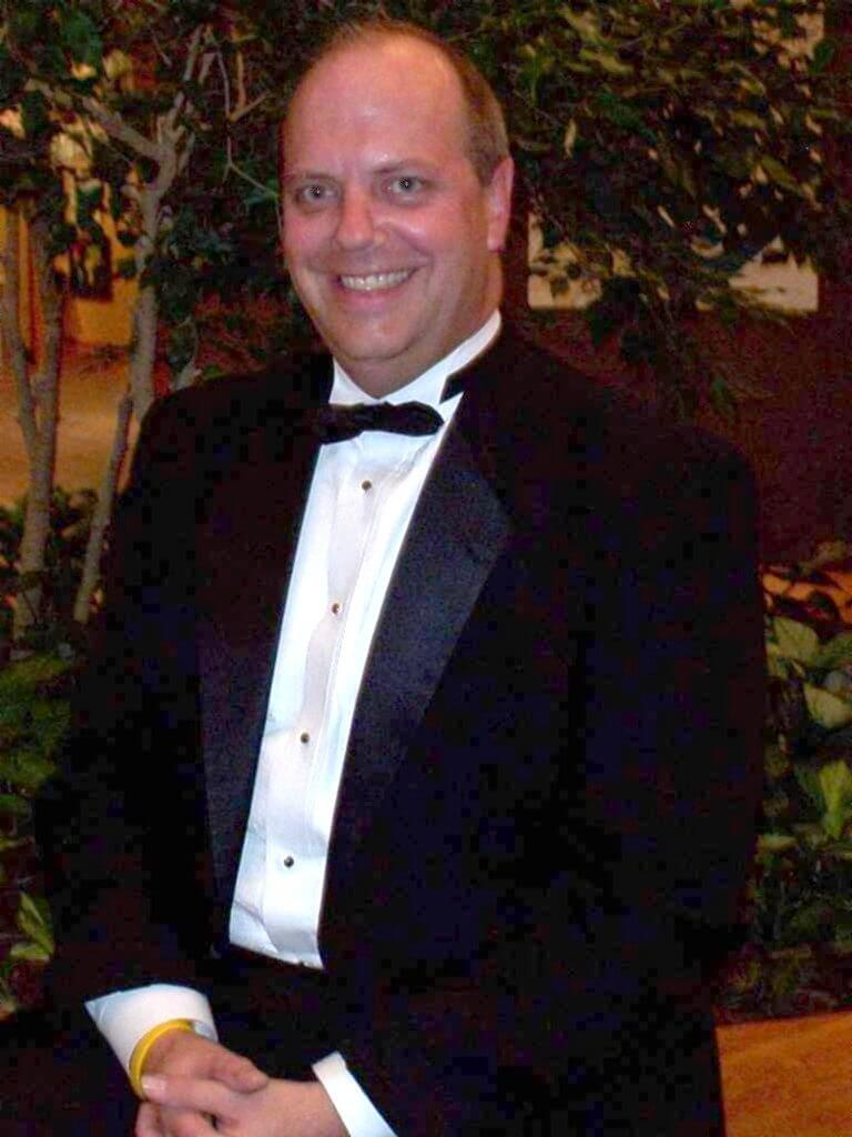 Headshot of Jay Oberfeitinger