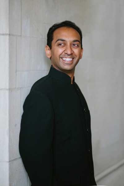 Sameer Patel headshot