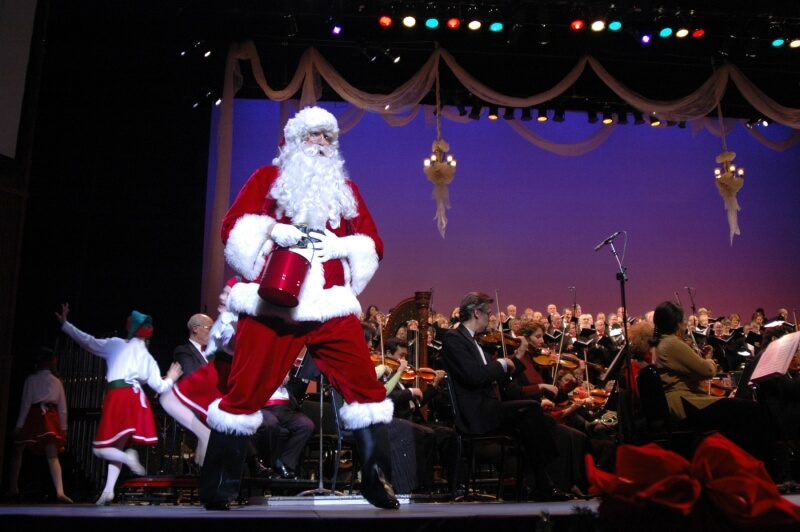 Clayton Christmas Concert 2020 Clayton Holiday Concert   Knoxville Symphony